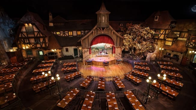 Epcot S Top 5 Table Service Restaurants