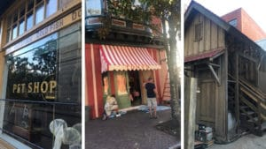PHOTOS: Live-action Disney's 'Lady and the Tramp' now filming in Georgia