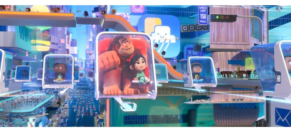 'Ralph Breaks the Internet' preview coming to Disney Parks this November
