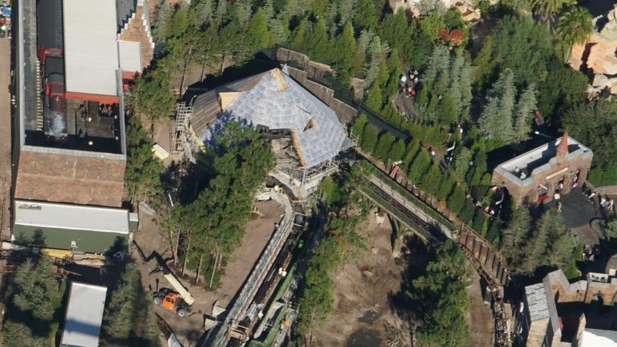 Hagrid's Hut, 1