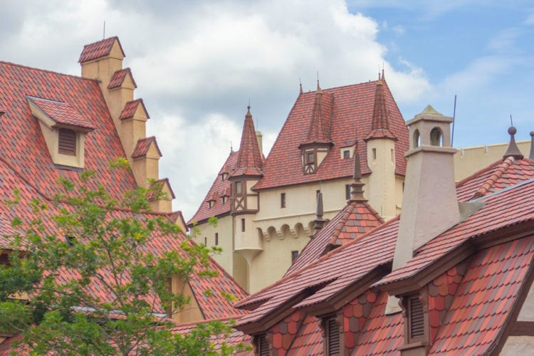 Germany Pavilion, Epcot