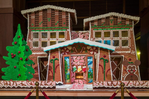 disney gingerbread