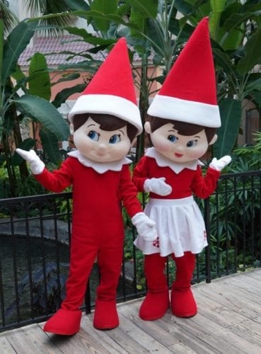 Elf on the Shelf Characters