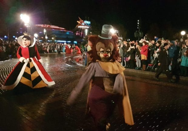 Disneyland Paris Halloween Party 2018.Photos Disneyland Paris Gets Spooky With One Night Only
