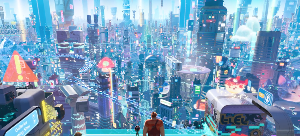 'Ralph Breaks the Internet' goes viral with new sequel