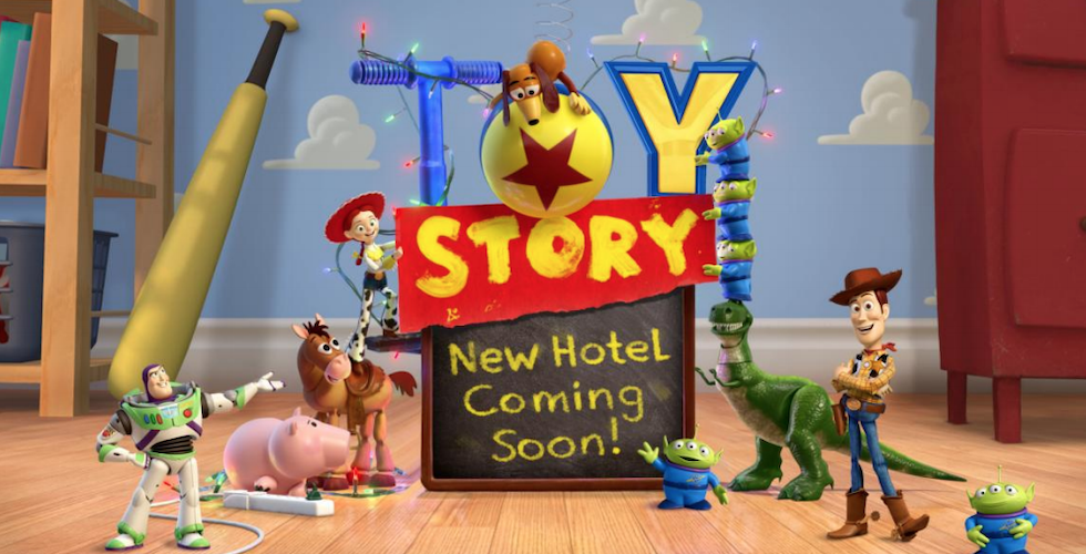 Gorgeous Tangled Themed Guest Rooms At Tokyo Disneyland: New Toy Story Hotel Coming To Tokyo Disney Resort In 2021