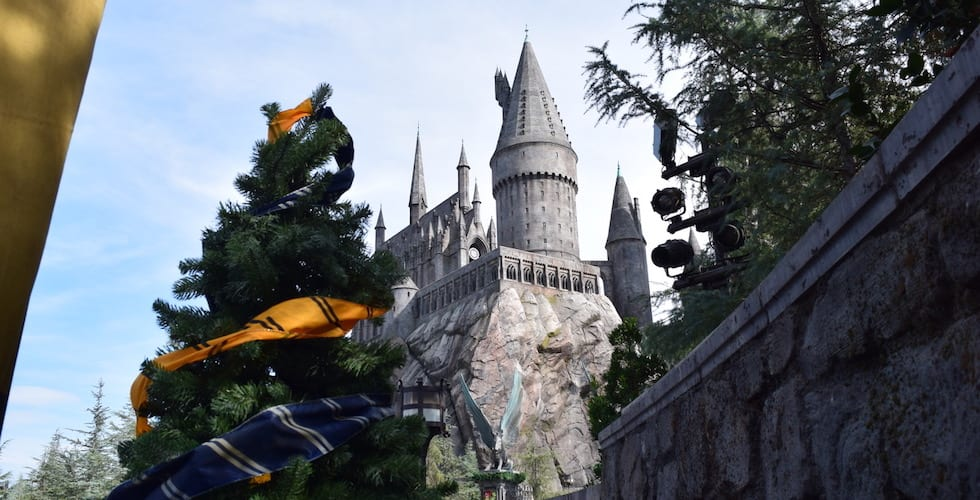 Christmas Harry Potter.Experience The Magic Of Christmas In The Wizarding World Of Harry