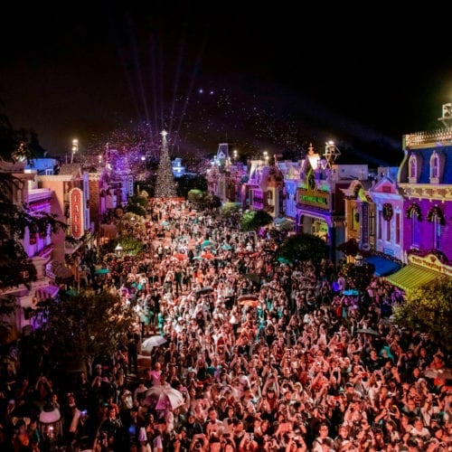 Worlds Biggest Mouse Party HKDL
