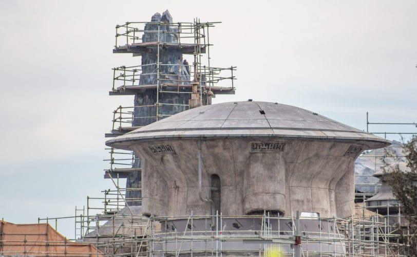 Dome over Black Spire