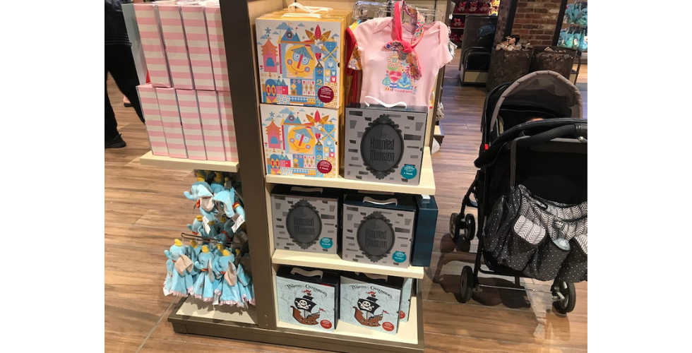 disney parks layette set