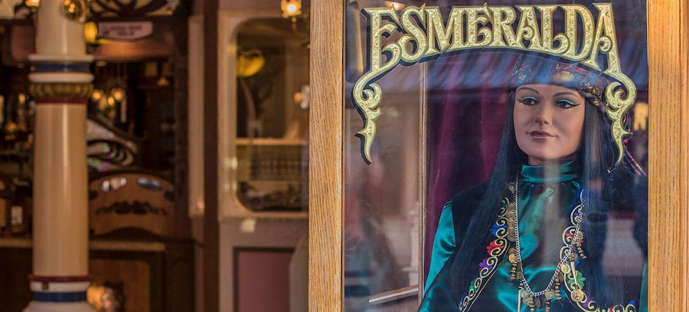 New Esmeralda, Fortune Red experience at Disneyland added to Play Disney Parks app