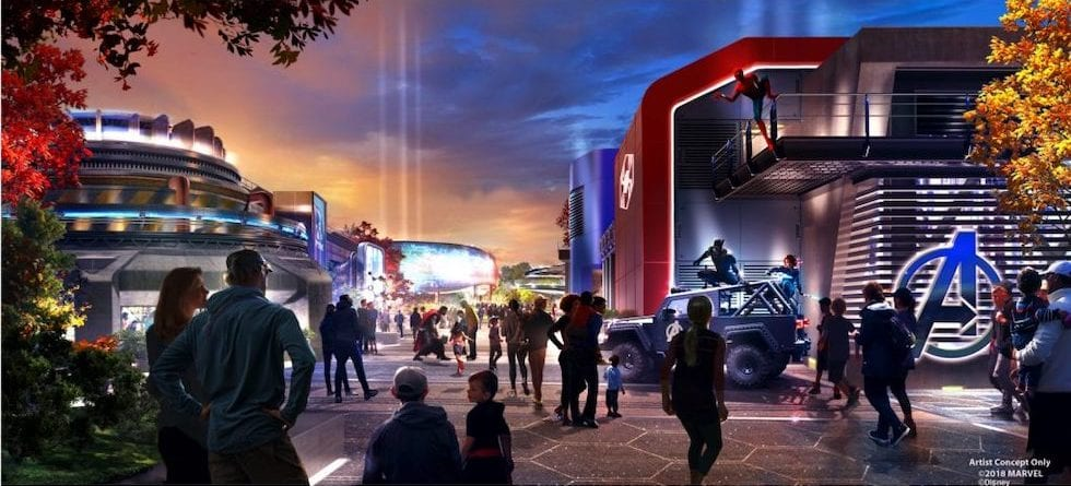 Disney releases details on Marvel experiences coming to Disney Parks