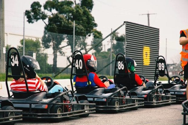Real-life Mario Kart race coming to Florida in 2019