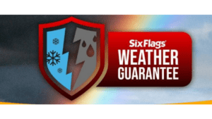 Six Flags launches new Weather Guarantee at all parks