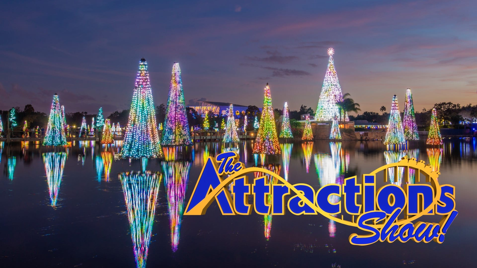 The Attractions Show Seaworld Christmas Celebration And Legoland Christmas Bricktacular