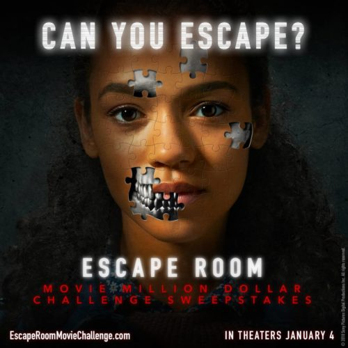 Escape Room movie $1,000,000