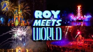 Roy Meets World – Every Disney Nighttime Spectacular Challenge