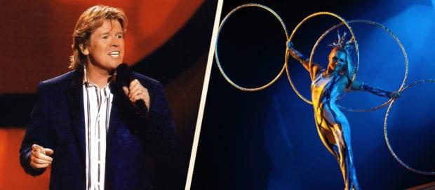 Busch Gardens Tampa Real Music Real Masters concert series Peter Noone Cirque Vertigo