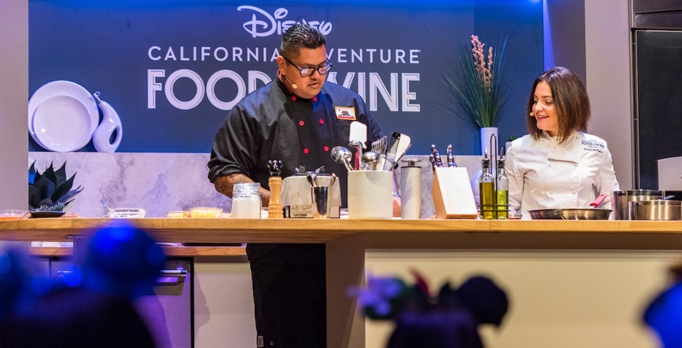 disney california adventure food & wine