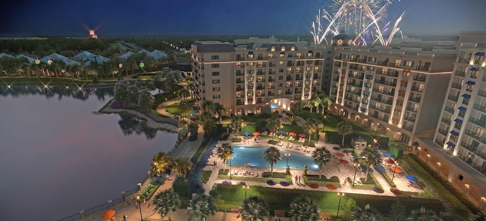Reservations now available for December 2019 at Disney's Riviera Resort