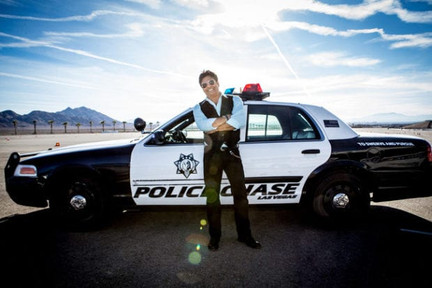 Police Chase Experience Las Vegas