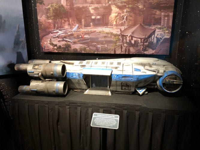 The Rumor Queue Full Details On Star Wars Rise Of The Resistance Ride