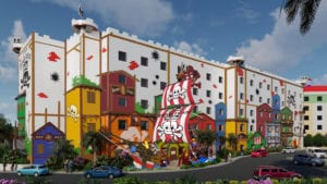 Legoland Florida Resort opening Pirate Island Hotel in spring 2020
