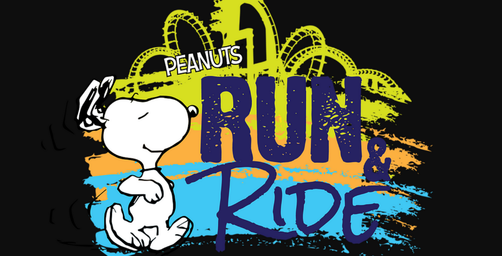 peanuts run & ride
