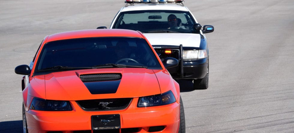 Police Chase Experience now open in Las Vegas