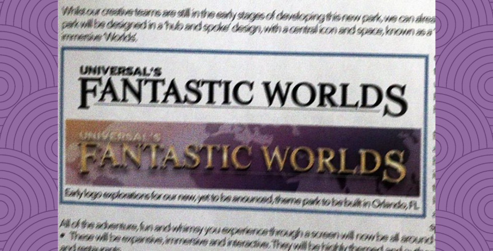 universal's fantastic worlds