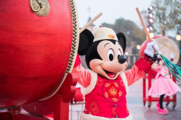 shanghai disney resort