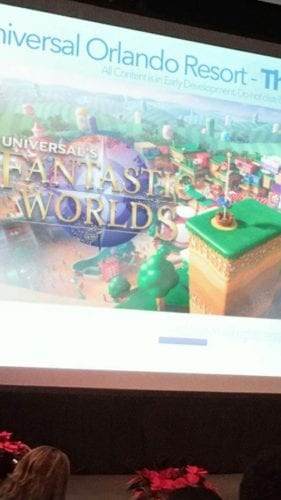 universal's fantastic worlds