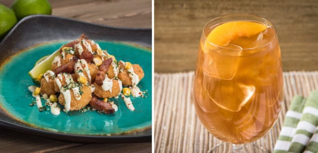 disney california adventure food & wine