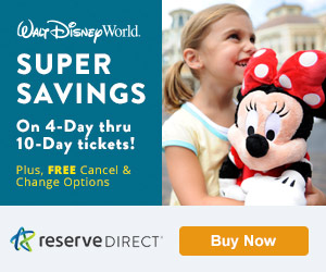 Save Up to $131 at Disneyland Resort with Reserve Direct