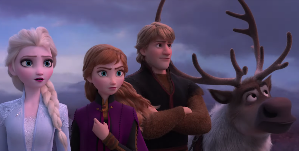 First trailer for 'Frozen II' features epic fall adventure in Arendelle
