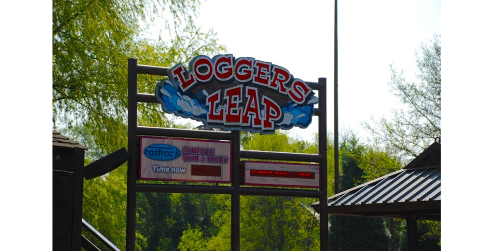 logger's leap