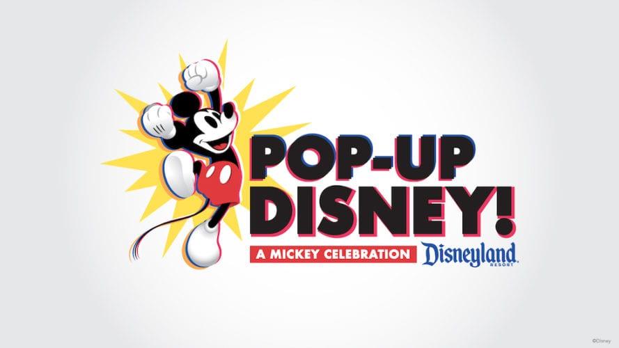 pop-up disney