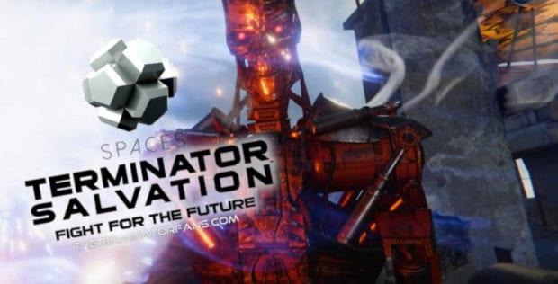 Terminator Salvation VR Cinemark Spaces San Jose