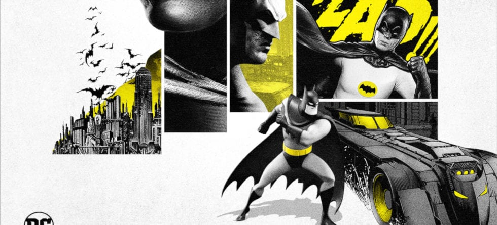 DC celebrates Batman's 80th anniversary with events around the globe