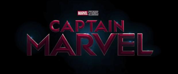 captain marvel title card