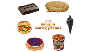 Marvel Season of Super Heroes brings new food and beverage offerings to Disneyland Paris