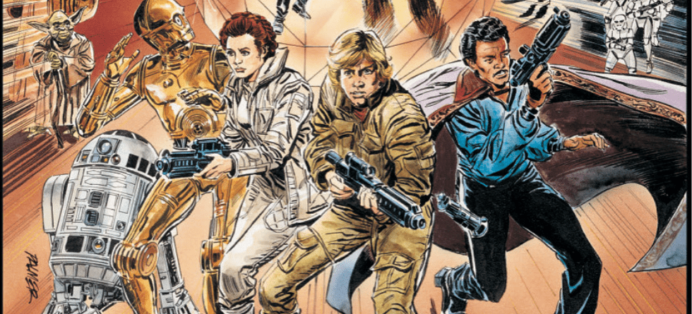 Marvel announces Facsimile edition of 1977 'Star Wars #50'