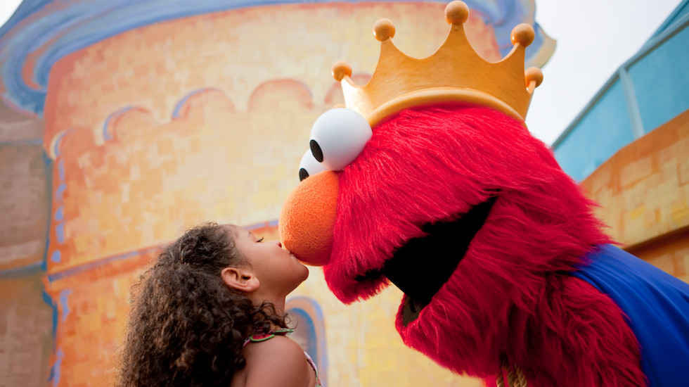 sesame street kids weekends