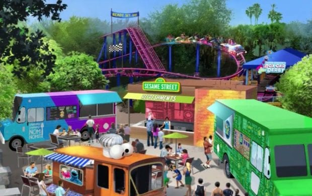 SeaWorld Orlando announces opening date for new Sesame Street land - Attractions Magazine