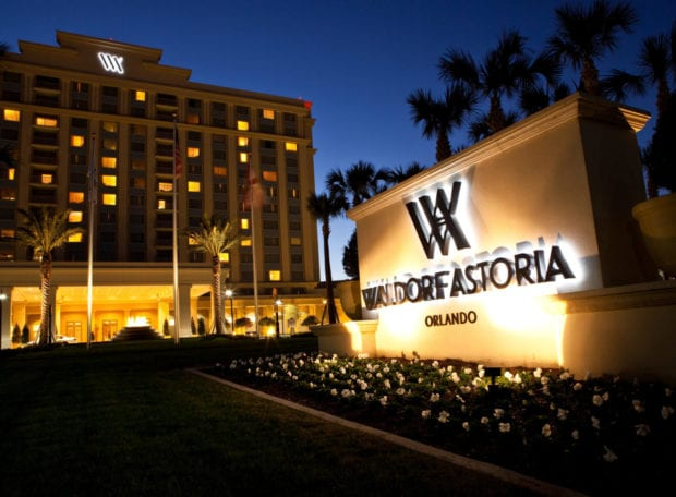Waldorf Astoria Orlando Official Walt Disney World Hotel