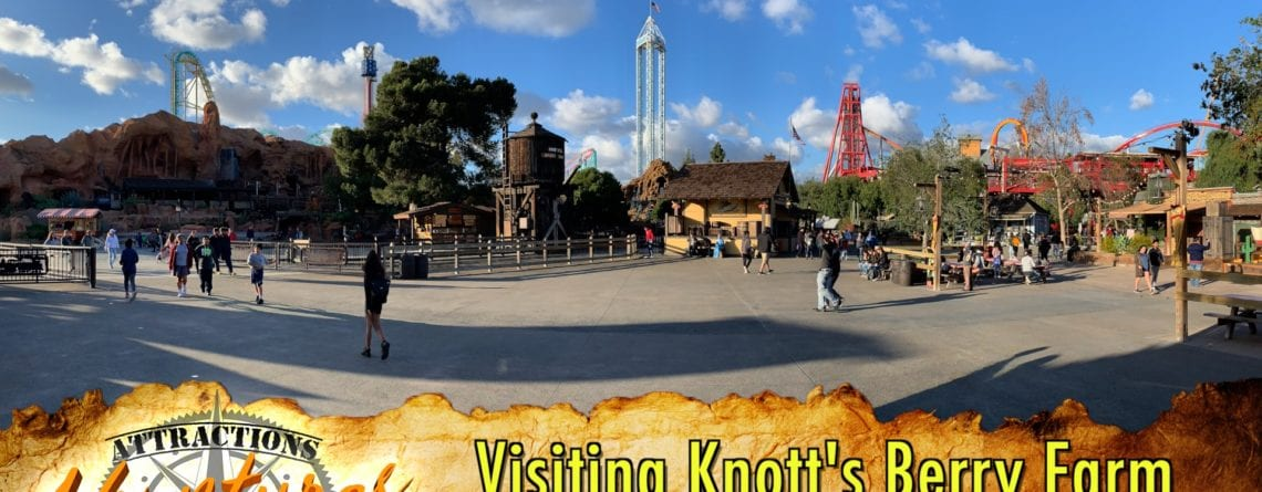 Visiting Knott's Berry Farm for the First Time – Attractions Adventures