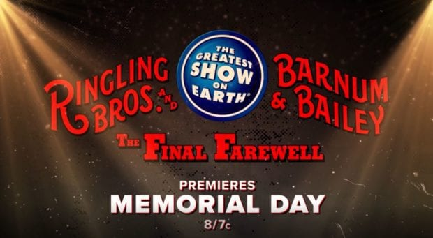 Ringling Bros documentary