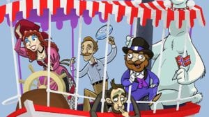 Sequel to hit Disney parody 'The Animatronicans' debuts May 17 at Orlando Fringe