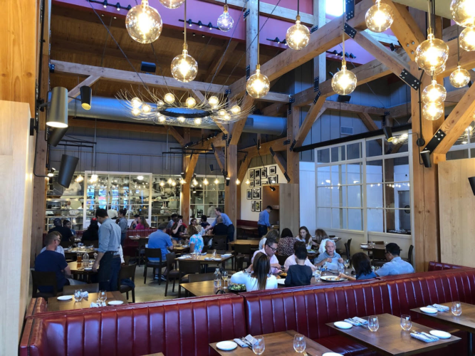 Wolfgang Puck Disney Springs restaurant