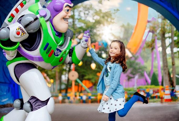 Toy Story Play Days Disneyland Paris